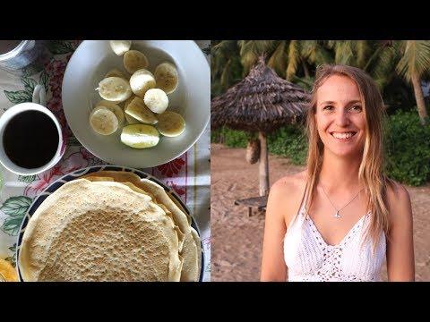 What I Eat In A Day | Vegan in Laka Lodge, Moheli, Comoros
