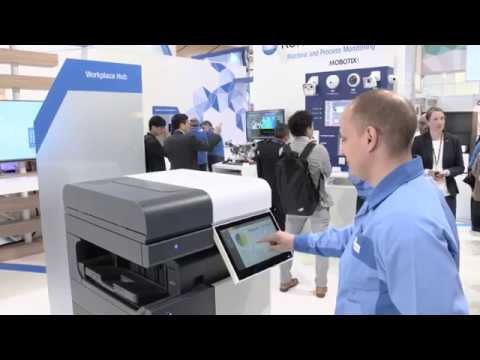 Konica Minolta @ Industry Fair Hannover Messe 2018