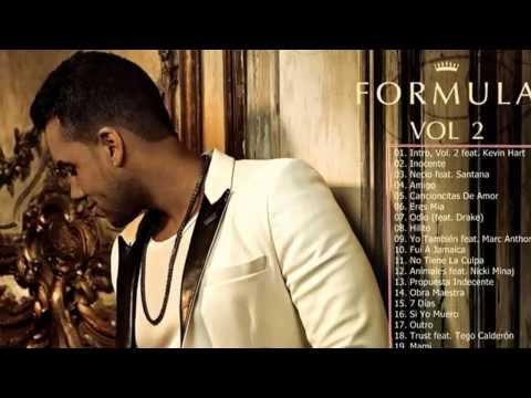 Romeo santos ft Marc Anthony - yo tanbien formula vol 2 2014