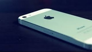 iPhone 5s (16GB Silver) Unboxing