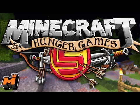 Minecraft: Hunger Games Survival w/ CaptainSparklez - INCREDIBLE MISFORTUNE!