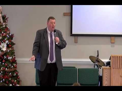Senior Pastor Randy Miller