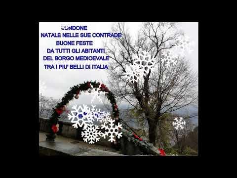 Natale 2020 a Bondone e Baitoni