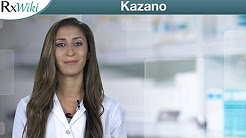 Kazano Improves Blood Sugar Control for Diabetes - Overview