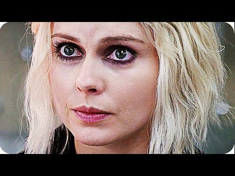 iZOMBIE Season 4 TRAILER Comic Con (2017) CW Series