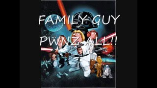 FAMILY GUY - BLUE HARVEST!!