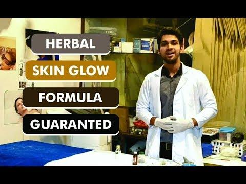 Herbal Skin Glow Formula - Guaranted Result - DIY Best Homemade Face Pack | Dr. Raj Satpute | JYOVIS