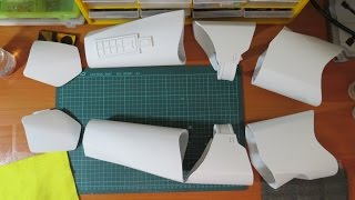 Part 28 - Clone Trooper Armor - Final touches (Arms)