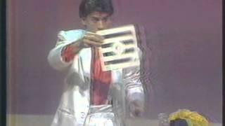 Magia - Charly Brown - Rutina musical (12-09-1987) Sábados de la bondad