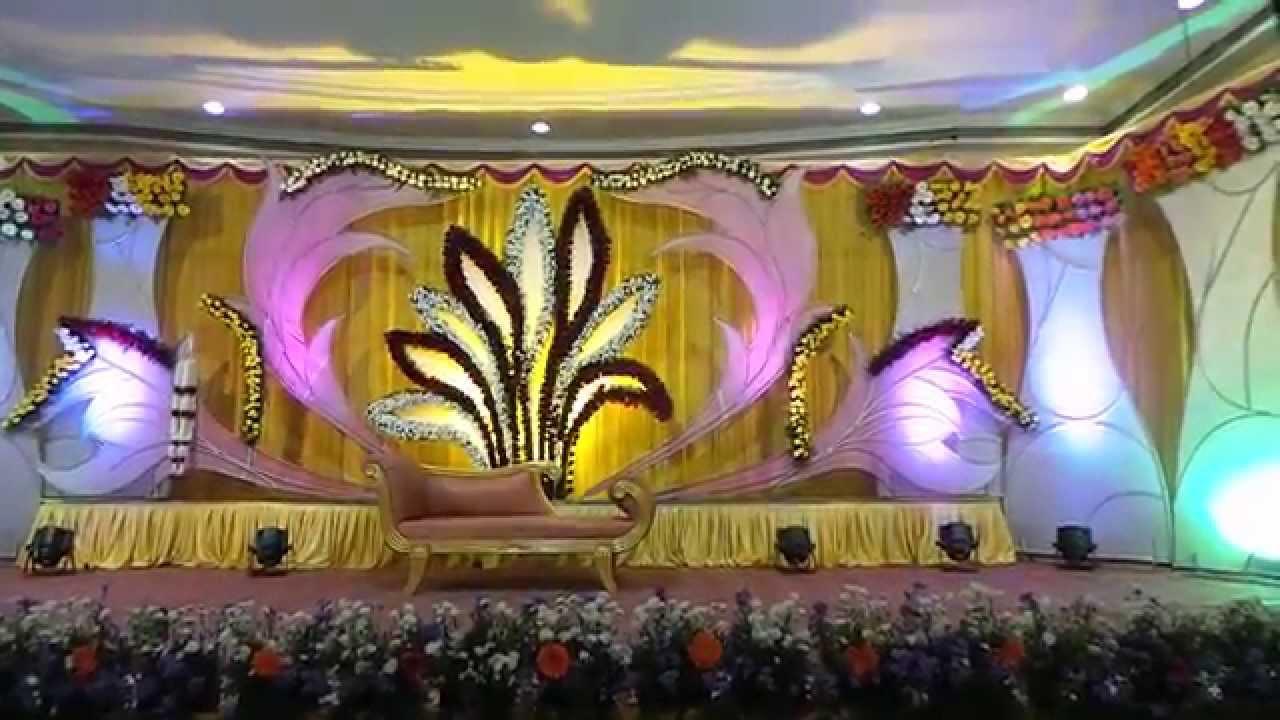 Wedding Decoration By Khaleel9940023933