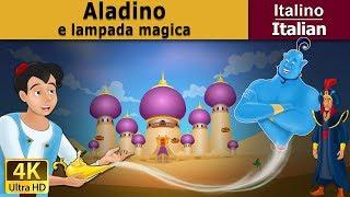 Aladino e a Lampada Magica - favole per bambini raccontate - 4K UHD - Italian Fairy Tales