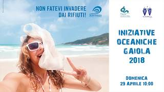 AMP Gaiola - Flash Mob Iniziative Oceaniche 2018