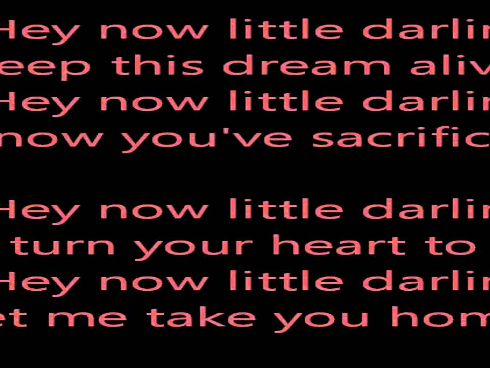 Lyric shes got you lyrics : Redlight King-Little Darlin(Lyrics HD) - YouTube