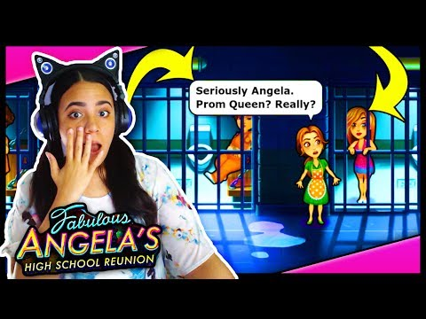 PROM QUEEN SENT TO JAIL?! Fabulous Angela's High School Reunion 2!