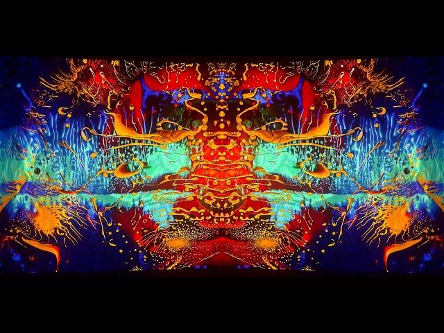David Franz - New Infatuation (Mad Alchemy Visualizer)