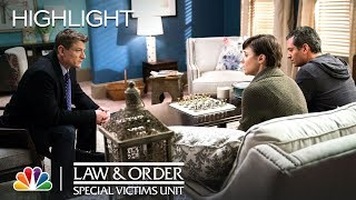 law order svu a plea for forgiveness episode highlight