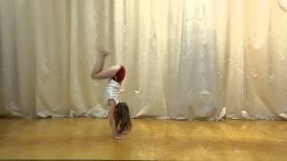 Мелконяну Нина, 9 лет, Гимнастический танец(, 2013-11-04T12:33:04.000Z)
