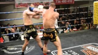 2015-Večer bojovníků thajského boxu Jesenice -C.M.T.A. Michal MAJSAN Krčmář CZ vs Kübler Roman D