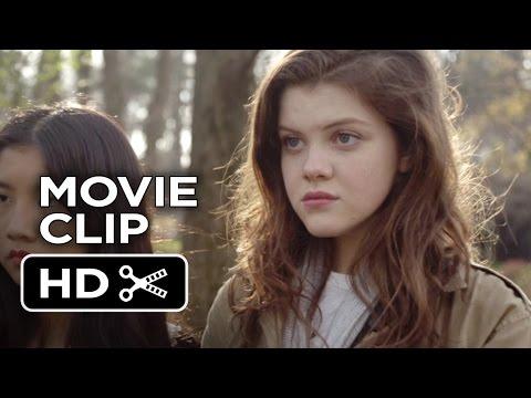 The Sisterhood of Night Movie CLIP - Courtney Love (2015) - Kara Hayward Teen Drama HD