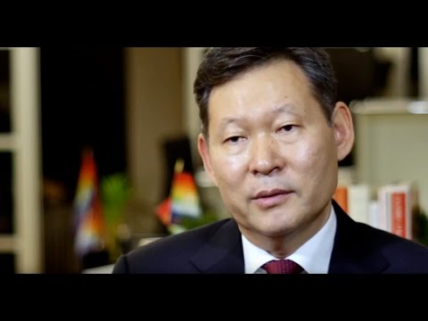 Global Peacemaking | An Interview with Kairat Umarov, Ambassador of Kazakhstan to the US