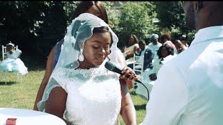 Ghanaian wedding, Michael and Rita