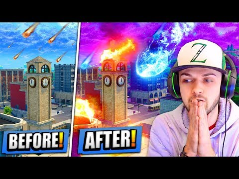 *NEW* METEOR SECRET FOUND in Fortnite: Battle Royale!