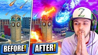 *NEW* METEOR SECRET FOUND in Fortnite: Battle R...