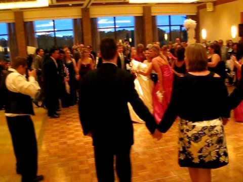 Dan and Delphina's wedding