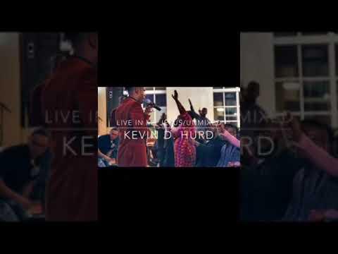 Live in Me Jesus - Kevin Hurd - unmixed version