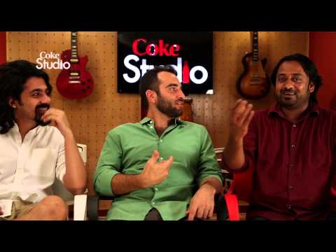 Coke Studio Season 7  BTS  Tum Naraaz Ho  Sajjad Ali
