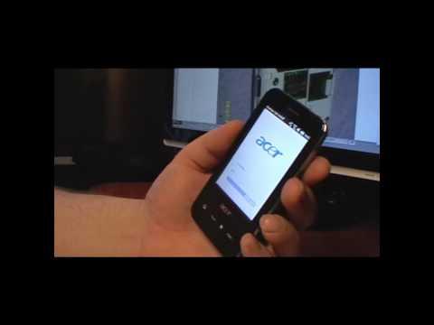 Обзор Acer neoTouch P400 - часть 3
