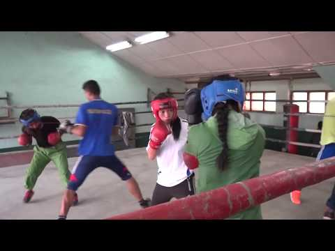 Boxing Training In Nepal 2017 DishHome Sports Part 01