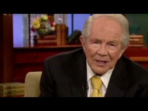 RidicuList: Pat Robertson's opinions on marriage