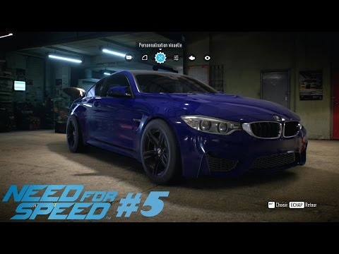 Need for Speed 2016 PC: Nouvelle Voiture & Course Skype - Walkthrough #5 [FR] (HD/ULTRA/60Fps)