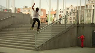 Volcom - EUROPE SUMMER TOUR 2011 - Belgium (Part 3 of 4)