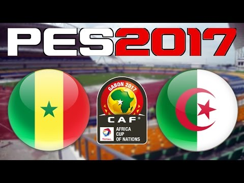 2017 AFRICA CUP OF NATIONS - GROUP B - SENEGAL vs ALGERIA