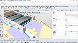 VisualARQ 2.0: a Louvre System