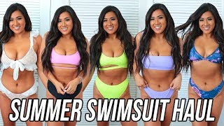 huge try on bikini haul!!