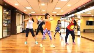 "Zumba Routine Dear Future Husband By Vijaya Tupurani "" Meghan Trainor ."