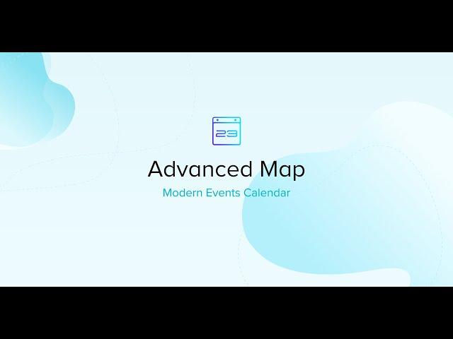 Advanced Map