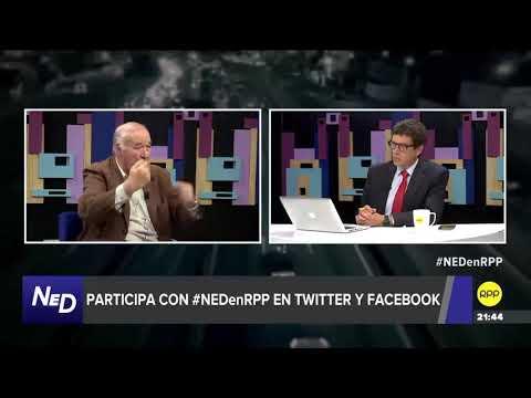 Nada Está Dicho | García Belaunde: 'No se puede permitir que Odebrecht siga trabajando en el Perú'