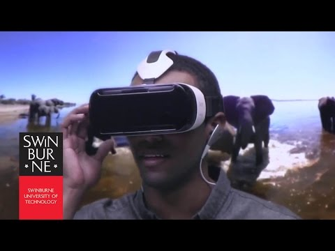 Virtual reality and education (Digital Aquarium Deep Dive)