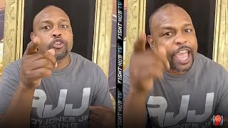 ROY JONES JR SENDS STERN WARNING TO MIKE TYSON & EVANDER HOLYFIELD ON POTENTIALLY CALLING HIM OUT!