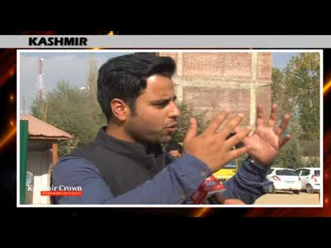 Kashmir Crown : Interview With PDP Youth Wing Spokesperson