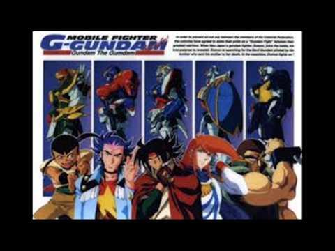 Mobile Fighter G-Gundam | Flight Risk | @RealDealRaisi_K [#Dipset Type #RapBeat]