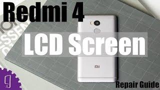 Xiaomi Redmi 4 LCD Screen Repair Guide