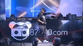 VR DJ show by soundstage
