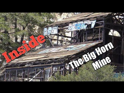 Inside Tom Vincent&39;s Big Horn Mine  An Underground Adventure