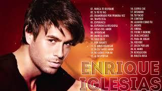 Enrique Iglesias Éxitos Sus Mejores Románticas - Enrique Iglesias Grandes Éxitos Enganchados