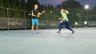 Tennis fitness in Beijing